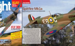 Durafly Spitfire Mk1a: May Issue