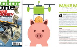 Make Money with Your Drone: Mar/April 2016