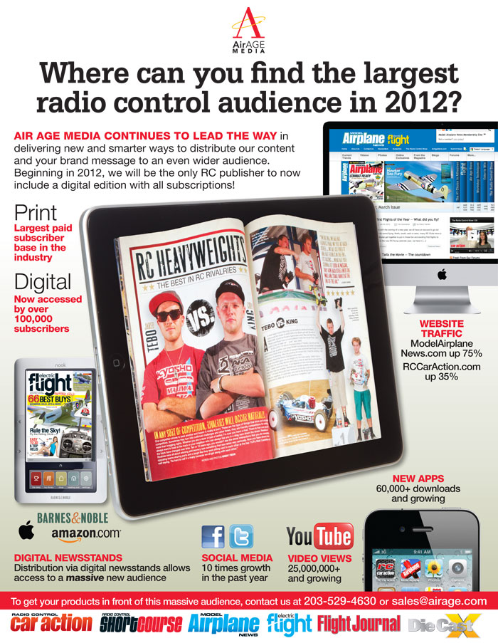 Air Age Media: Leading the Digital Explosion in 2012
