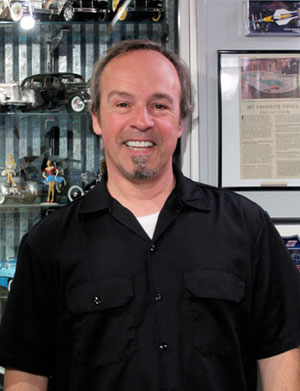 Joe Kelly Jr. Named Die Cast X Editor in Chief