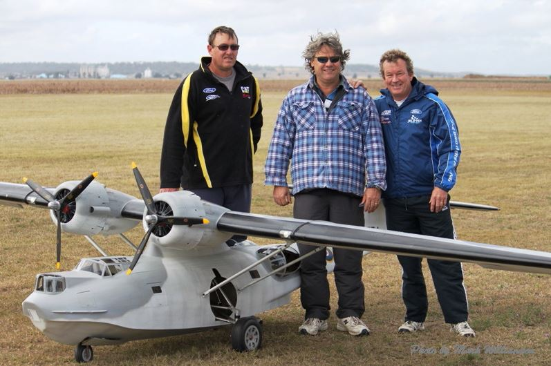 Model Airplane News gets the scoop on a 20-foot Catalina!