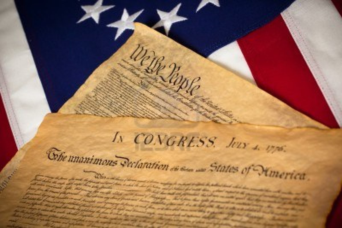 Image result for Declaration of Independence and the Constitution