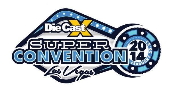 Die Cast X and Diecast Space Team up for Vegas SuperConvention!