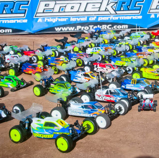 RC Car Action Covers the 2013 1/10-Scale Off-Road World Championship