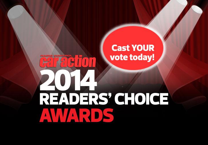 It's Awards Season! RC Car Action's 2014 Readers' Choice Awards