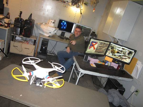 RotorDrone: Behind the Scenes of Our New Special Issue