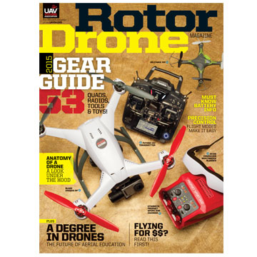 The 2015 RotorDrone Gear Guide is Here!