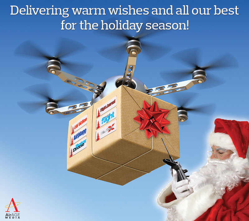 Happy Holidays from Air Age Media