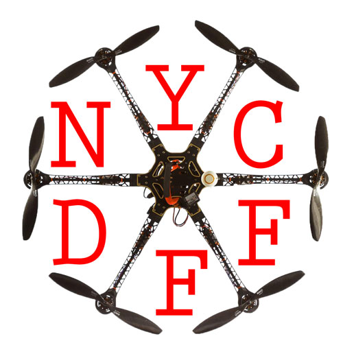 RotorDrone will be at the New York City Drone Film Festival this weekend!