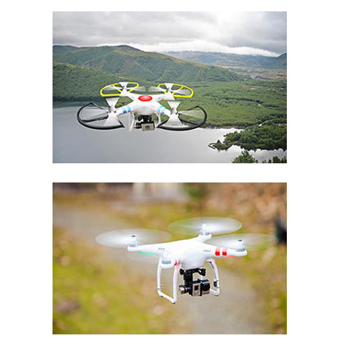 UAVS and Archaeology- A Step in a New Direction?