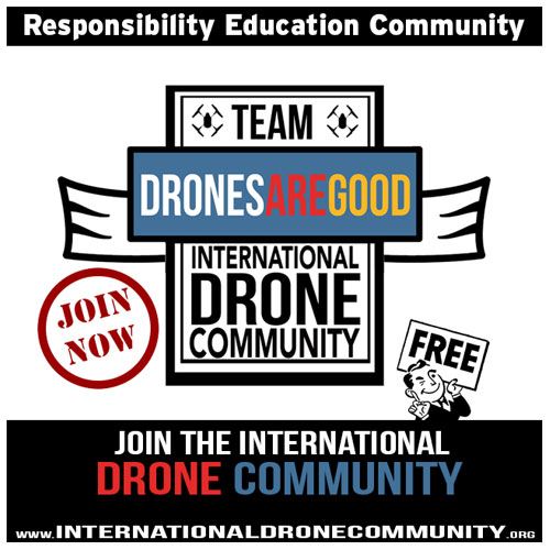 THE BIGGEST FREE DRONE EVENT OPEN TO THE PUBLIC