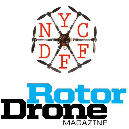 RotorDrone Magazine will be Attending the First ever Drone Film Festival