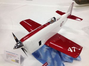 A new construction article plane for Model Airplane News by Mark Rittinger