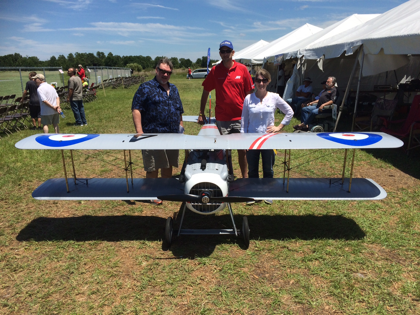 Top Gun 2015: Model Airplane News Team is on location!