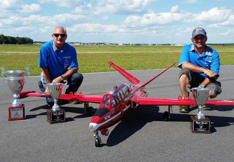 Top Gun 2015—And the Winner is … Jack Diaz and his Fouga Magister