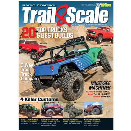 RC Car Action Special Issue Trail & Scale is Now Available!
