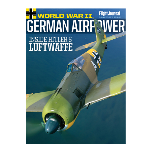 You will Never Believe what is Inside the Special Issue World War II German Airpower!