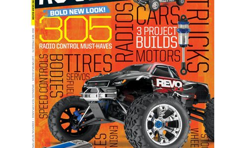 The RC Car Action Gear Guide is on Sale Now!