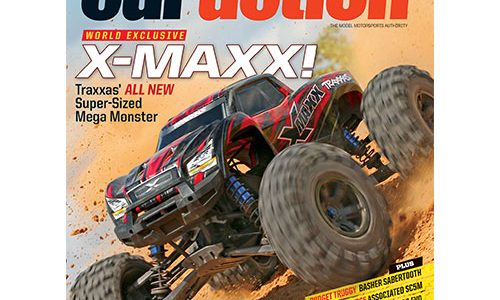 RC Car Action is Celebrating 30 Years with the January Issue that's on Sale November 9th, 2015!