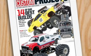 RC Car Action has Collected Their Best Builds In One Volume [E-Book Available Now]
