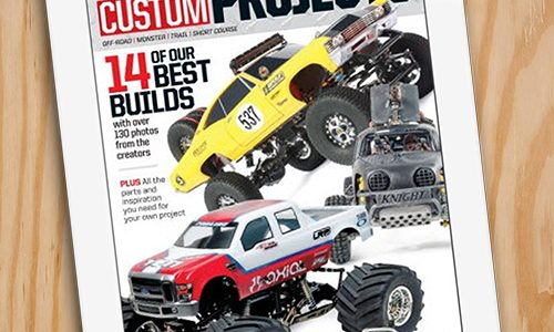 Rc Car Action >> Rc Car Action Has Collected Their Best Builds In One Volume E Book
