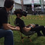 The competition at the FPV drone championships is heating up at RCX!