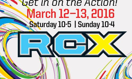 RCX 2016 is This Weekend!
