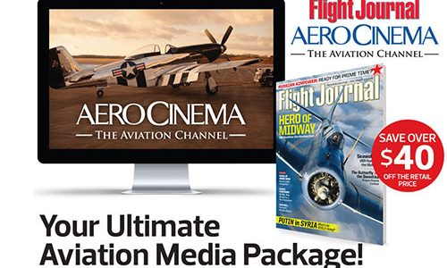 Flight Journal's Ultimate Aviation Media Package