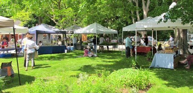 Air Age Media Supports Our Local Farmers Market Every Wednesday!