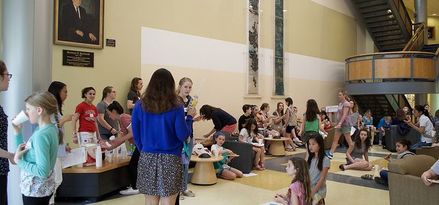 RotorDrone Magazine Supports Fairfield University STEM Day for Girl Scouts