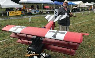 MAN at Work: Gerry's Flying Season
