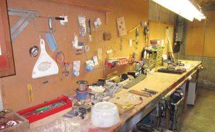 Building Bench & Workshop Tips