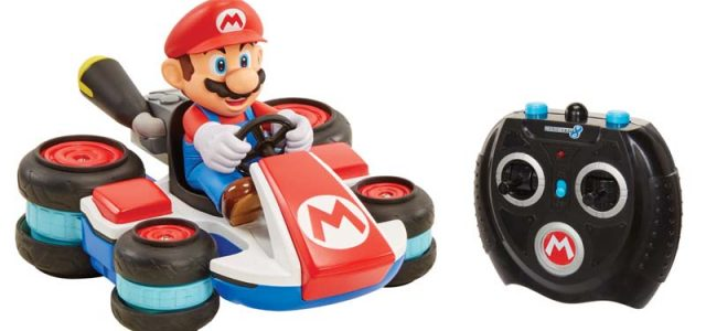 It's A-Me, MARIO! Get Behind The Controls  Of Your Favorite Racing Plumbers